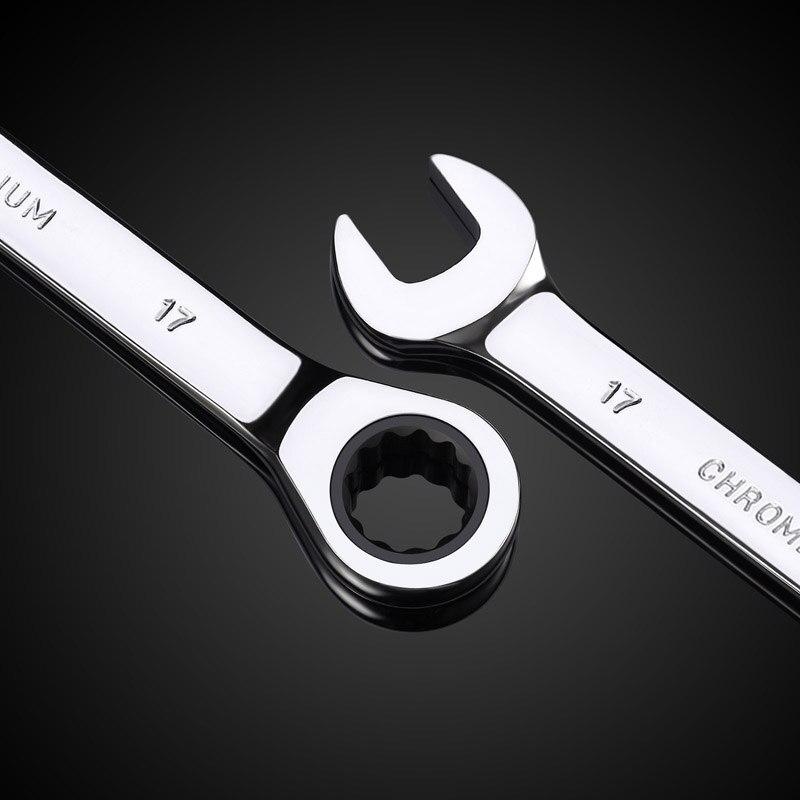 anel chave de combinação mão conjunto ferramentas
