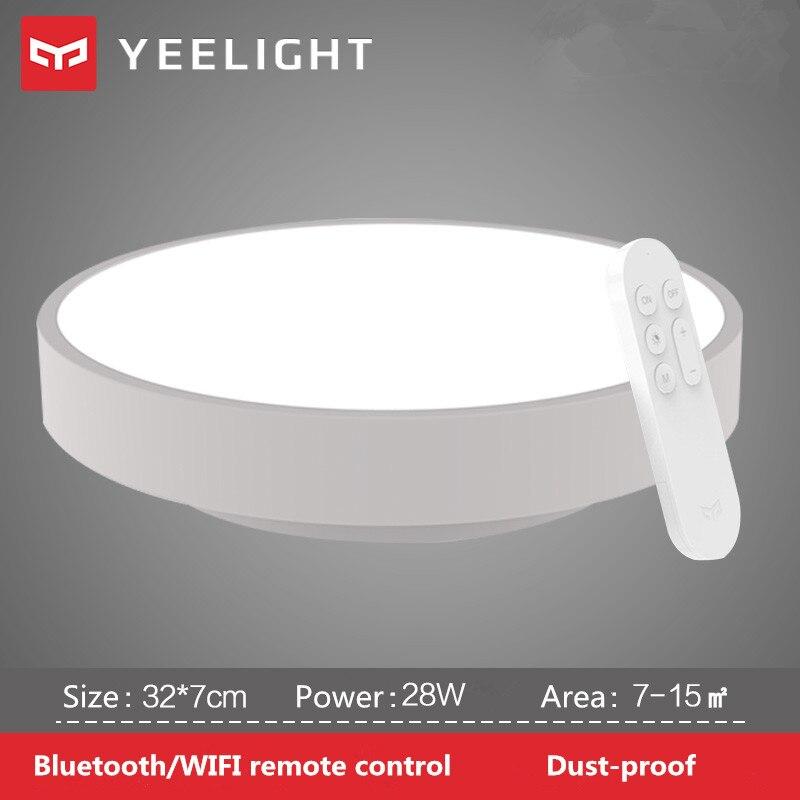 2019 New Xiaomi Yeelight Smart Ceiling Light Lamp Remote Mi APP WIFI Bluetooth Control Smart LED