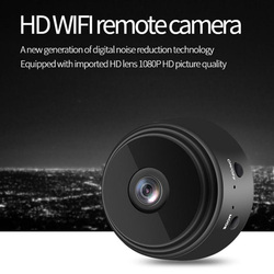 A9 Wifi Mini IP Camera Remote Monitor Cam 1080P Sensor Night Camcorder Motion DVR Video Recorder Security Camcorders