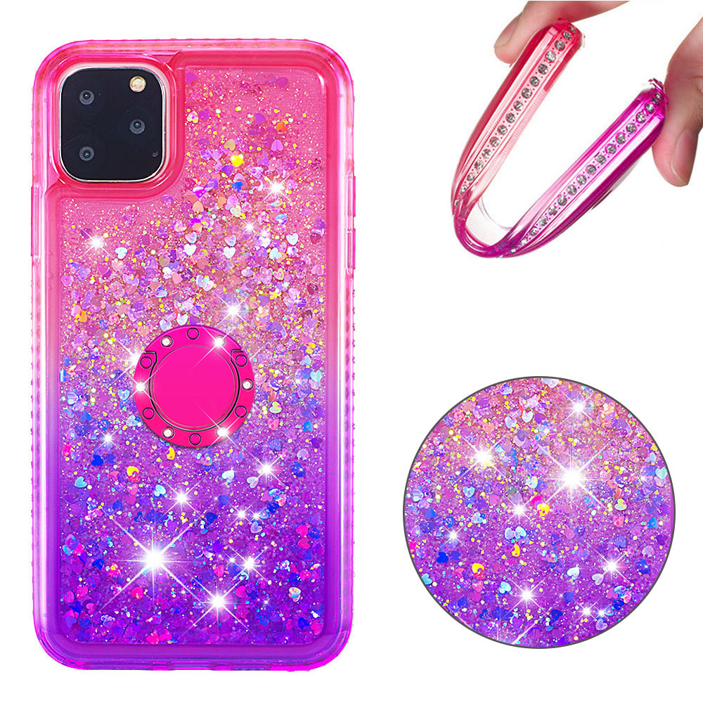Bling Diamond Rhinestone Girls Case for iPhone 11/11 Pro/11 Pro Max 34
