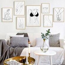 Скандинавские плакаты и принты настенные картины для гостиной