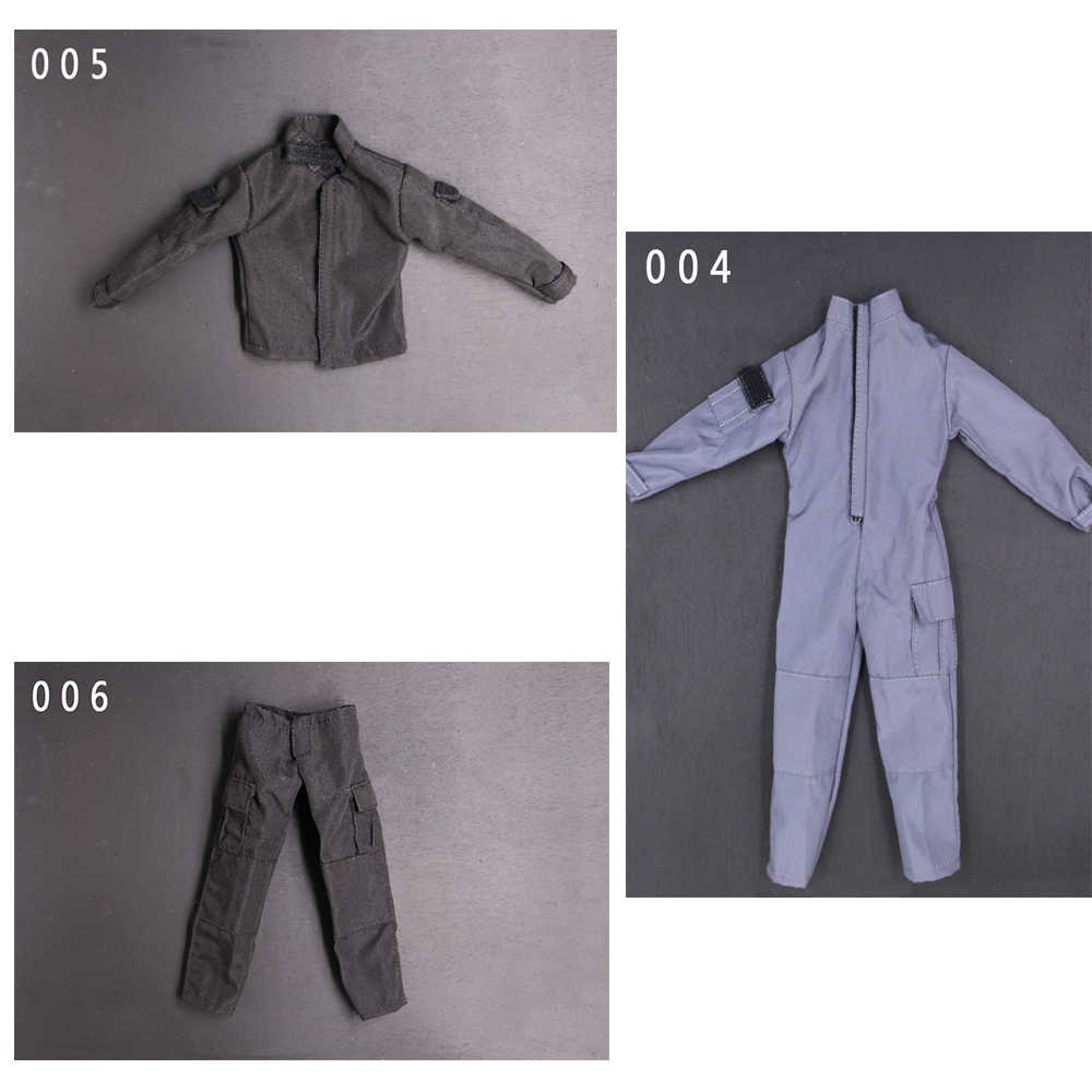 """1:6 Scale Short Sleeve /& Pants Outfits for 12/"""" Action Figure JO Accessory"""