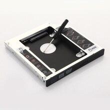12,7 мм 2nd жесткий диск SSD жесткий диск Оптический Защитный Контейнер для устройств считывания и записи информации адаптер каркаса для lenovo B570 B580 B590 L430 L530 G700 G710 G710AT UJ8D1 DVD