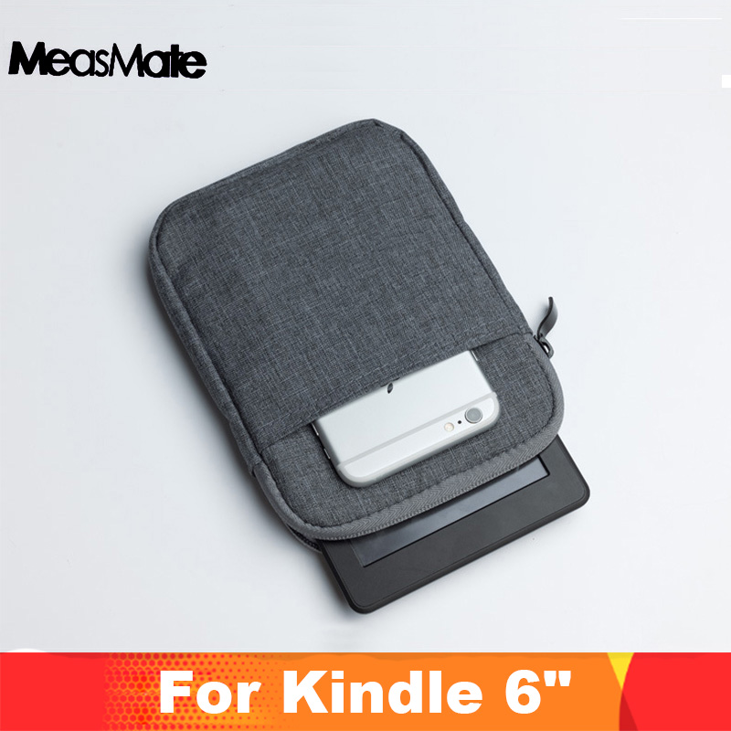 Shockproof Tablet Bag 6 quot inch Sleeve Case for pocketbook 626 624 622 614 615 515 631 Kindle Paperwhite Portable Carry Bag Cover in Tablets amp e Books Case from Computer amp Office