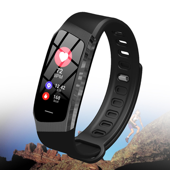 Men Women Smart Wrist Band Waterproof Heart Rate Blood Pressure Monitor Sport Bracelet Fitness Watch intelligent For iOS Android ogeda smart watch men sports bracelet led waterproof smart wrist band heart rate blood pressure pedometer clock for android ios