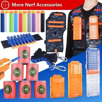Nerf Gun Bag Tactical Equipment for Nerf Accessories Nerf Bag Portable Handbag for Nerfs Magazine N-Strike Elite Series Backpack цена 2017