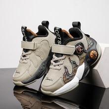 Sapatos masculinos versão coreana moda pai sapatos masculinos casuais all-match aumentou tênis estudante sapatos na moda menssneakers633