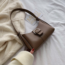 цена на Solid Color Soft PU Leather Crossbody Bags For Women 2020 Fashion Lady Shoulder Messenger Bag Female Handbags women handbags