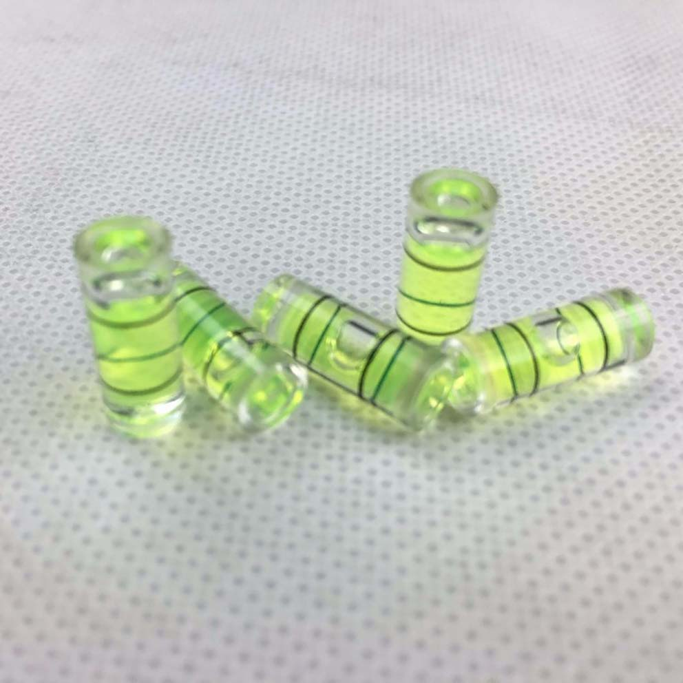 5pcs Green Color Water Level Bubble For Archery Bow Sight Hunting/Shooting Arrows