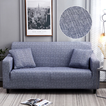 Sofa Covers for Living Room Modern Floral Printed Stretch Sectional Slipcover Polyester L Shape Armchair Couch Case 1/2/3/4 Seat 13