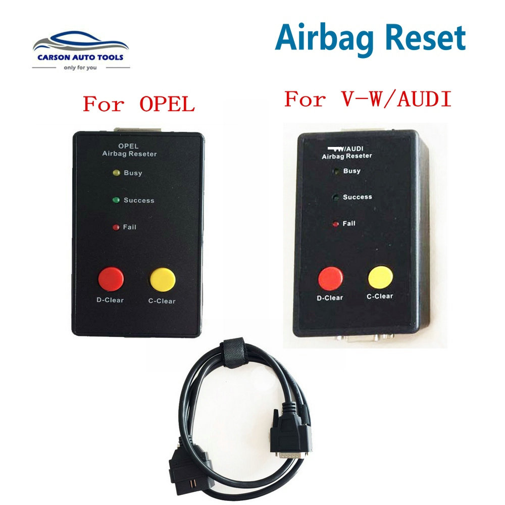 Airbag-Reset-Tool Online OBD2 Opel/vag Top-Quality title=