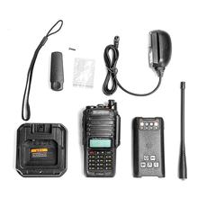 Baofeng UV-9R Plus-auriculares, acústicos IP67 impermeables de banda Dual Ham Radio Baofeng 8W Walkie Talkie 15W 10 KM UV 9R Plus(China)