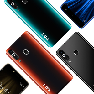 "Image 5 - XGODY 4G huella dactilar teléfono móvil 2GB 16GB Android 6,0 Smartphone Dual Sim 5,5 ""18:9 MTK6737 Quad Core 5MP GPS teléfono móvil K20 Pro"