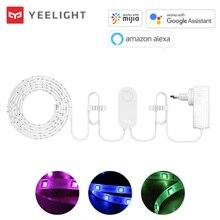 Yeelight Aurora Smart Light Strip Plus YLDD04YL 2m LED RGB WiFi Smart Home Decor Light Work with Alexa Google Assistant Mi Home