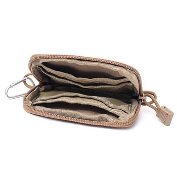 Tactical Wallet Card Bag Muti-functional Key Money Pouch Military Wallet Waist Pack for Outdoor Sports Hunting Accessory Bag 3