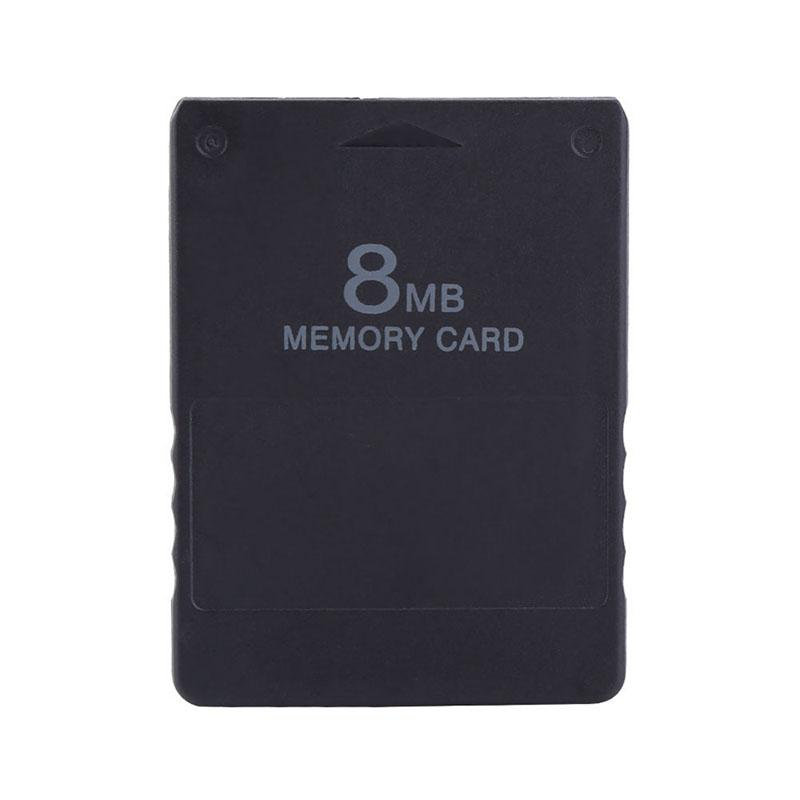10PCS Memory Card SD card 8M/16M/32M/64M/128M/256M For <font><b>Playstation</b></font> <font><b>2</b></font> Extended Card Save Game Data Stick Module For <font><b>Sony</b></font> <font><b>PS2</b></font> image