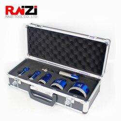 Набор алмазных сверл Raizi Phoenix для керамической плитки, мрамора, фарфора, гранита, алмазного покрытия