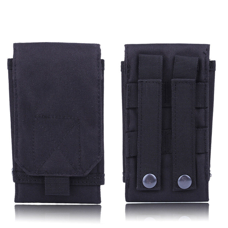 Männer Universal Outdoor Molle Armee Taktische Handy Pouch Holster Fall Tasche Gürtel Tasche Taille Packs