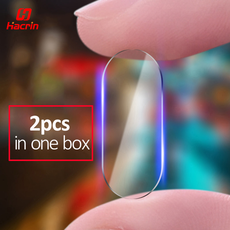 Hacrin Glass For Xiaomi Mi 9 Lite Tempered Glass Camera Lens Ultra Thin Anti-Explosion Screen Protector Film For Xiaomi Mi 9 SE