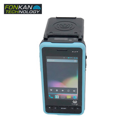FONKAN Invengo XC2910 Android Handheld rfid UHF Remote Handheld Reader 915M Long Distance Reader