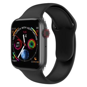 Image 1 - Timewolf W34 Smart Uhr Männer Frauen Touchscreen Blutdruck Smartwatch Multifonction IP68 Android Smart Uhr für Iphone IOS