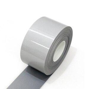 Image 5 - בטיחות רעיוני חום העברה ויניל סרט DIY כסף ברזל על קלטת רעיוני עבור בגדים