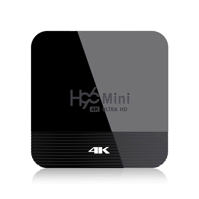 H96 Mini H8 Android 9.0 TV Box RK3228A 2GB 16GB 4K Smart TV Box 2.4G&5G Wifi BT4.0 Media Player Set Top Box