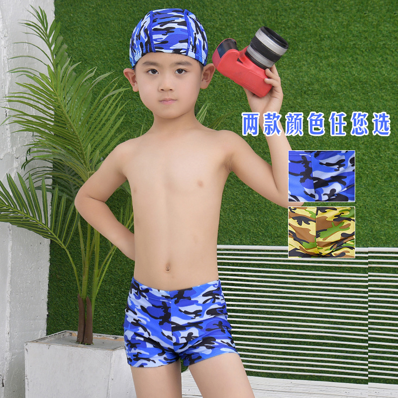 Hot Selling Juvenile And CHILDREN'S Publishing House AussieBum Medium And Small BOY'S Cute Baby Sports Fitness Hot Springs Swimm