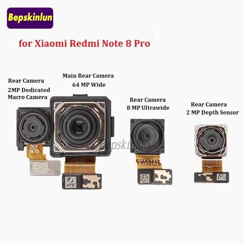 Bepskinlun For Xiaomi Redmi Note 8 Pro Original Rear Back Facing Camera Module Replacement Part