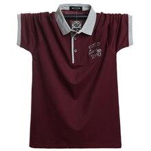 2020 homens camisa polo curto ajuste fino algodão casual verão manga curta camisa homme 5xl mais tamanho trabalho de negócios topos camisa