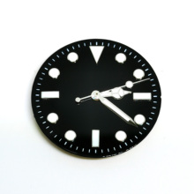 New Watch Parts 28.5MM Blue luminous Dial And Hands Fit Eta2836 2824 2892 Automatic Movement