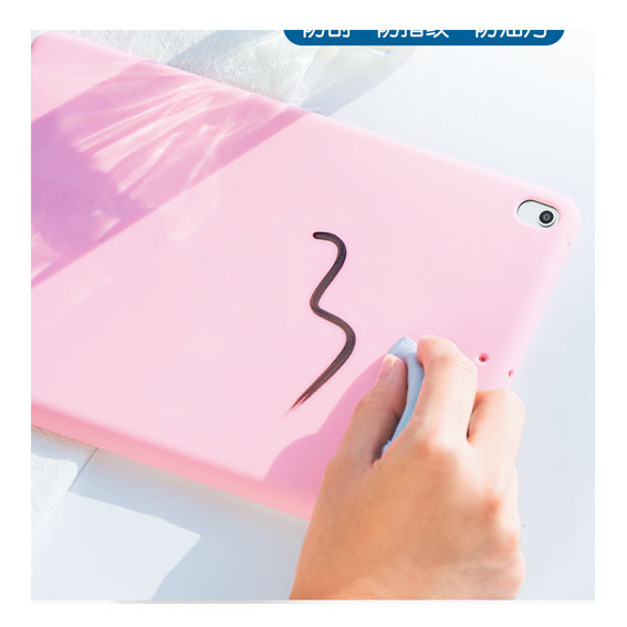 Apple Shockproof Case Soft-Silicone-Rubber for Tablet 8th-Generation Protective iPad