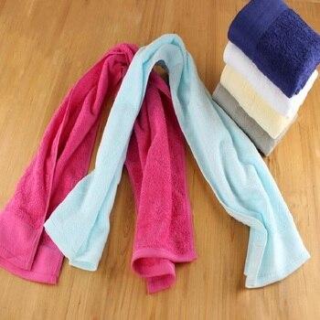 Toalla para gimnasio o deporte de algodón de 100%, 30x110cm, secado rápido,...