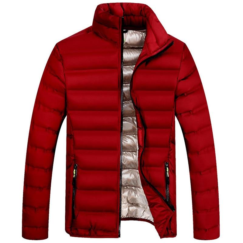 mens light windbreaker jacket slim fit winter jacket men parka coat streetwear men Bomber Jacket male sportswear autumn jacket 10
