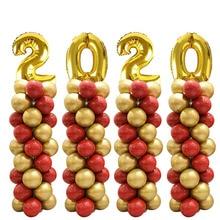 2020 Ballons Accessories Latex Balloon Holder Column Confetti Balloon Birthday Wedding Party Decoration Ballon Helium Globos стоимость