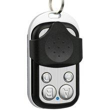Клонирование пульт управление электрический копирование контроллер беспроводной передатчик переключатель 4 кнопки ключ дубликатор 433,92 МГц гараж дверь