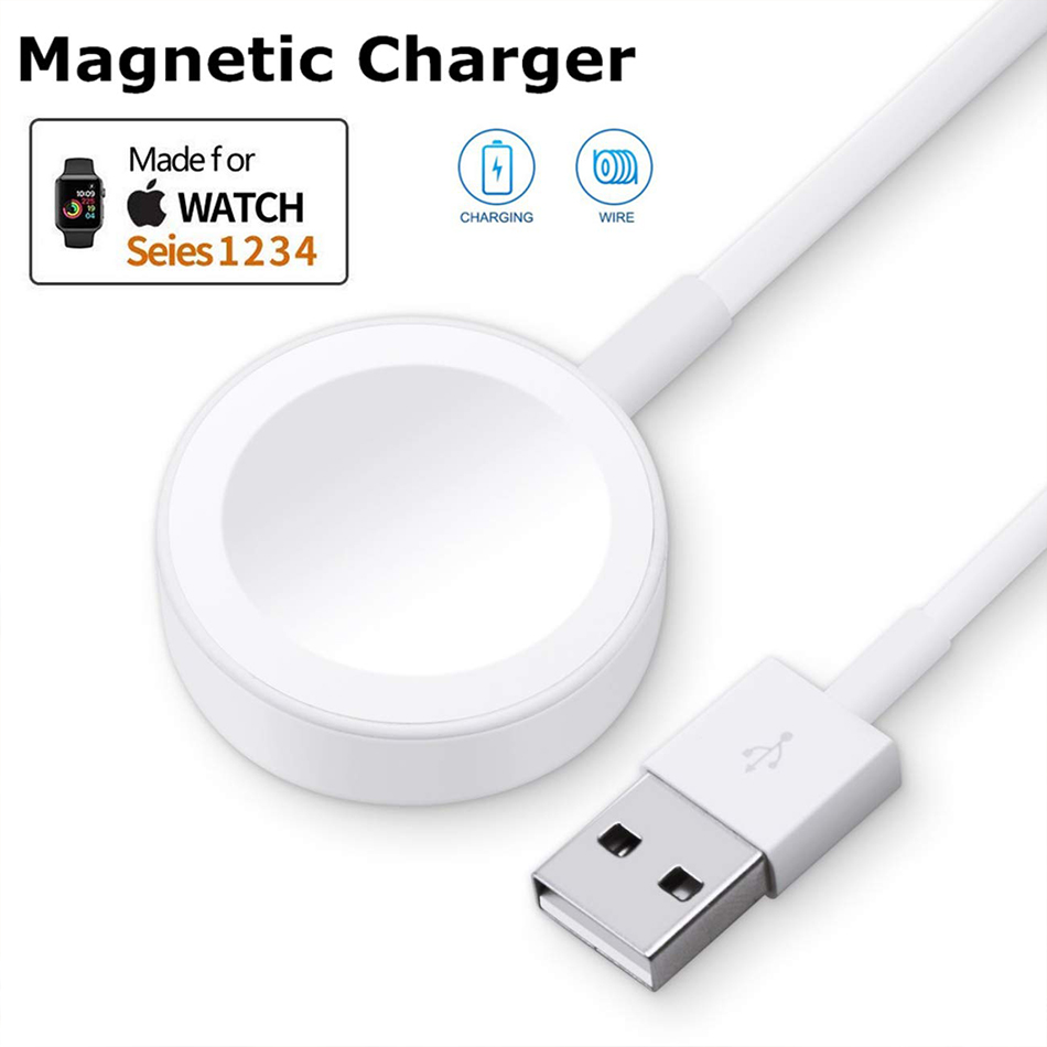 Magnetic-Charger Apple Watch Charging-38mm 1-Original Certified Wireless USB for