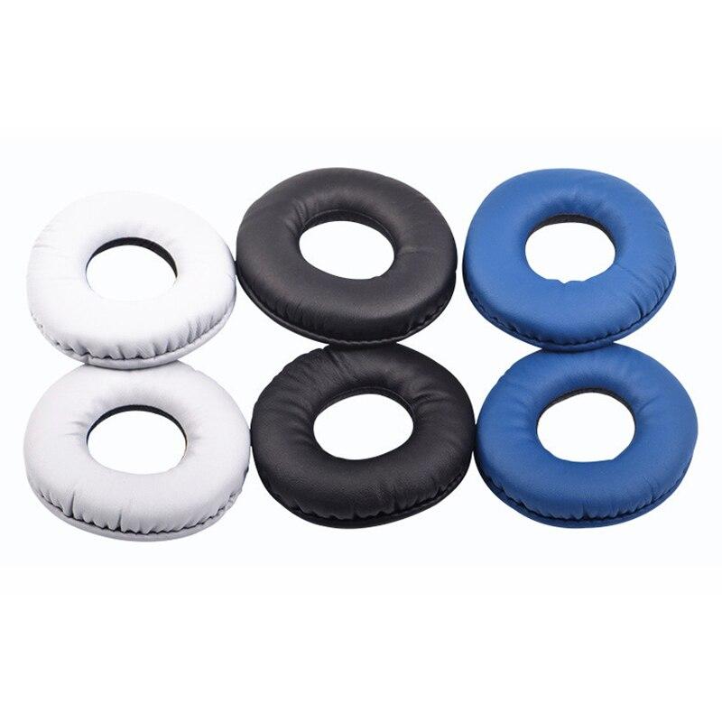 1 пара Сменные поролоновые подушечки подушки для sony WH-CH500 ZX330 310 ZX100 V150 наушники гарнитура 70 мм амбушюры