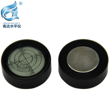 Magnetic level aluminum alloy Vientiane horizontal bubble circle 30*10mm 1pcs