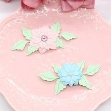 Flower Metal Cutting Dies for Card Making