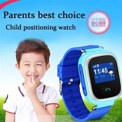 2019 Новые gps мобильный мониторинг позиционирования модные детские часы SOS детские наручные часы Безопасности Смарт часы детские часы для мал...