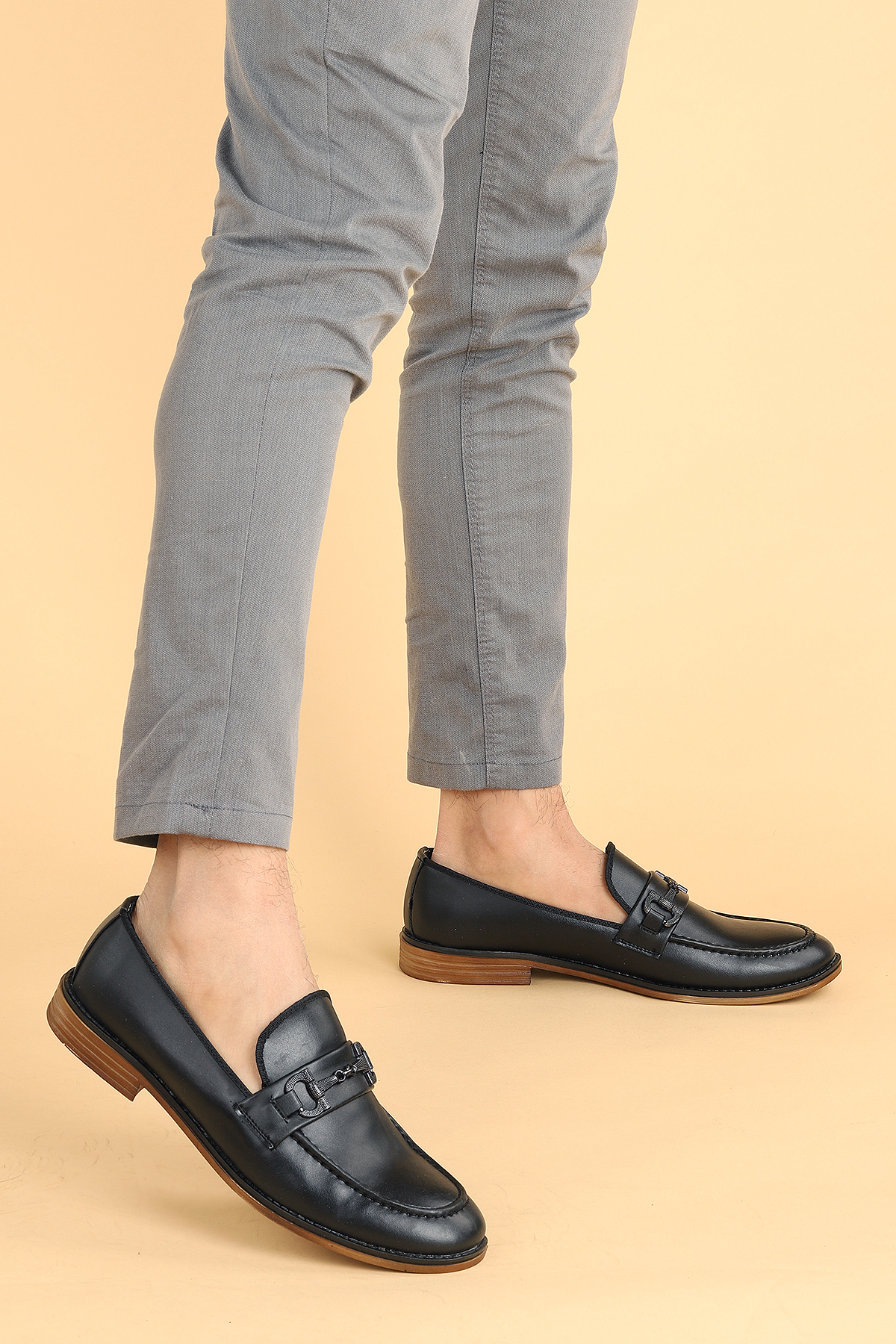 Ayakland 2700 Skin Daily Men 'S Classic Shoes