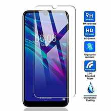 Mokoemi High Quality Tempered Glass For Samsung Galaxy Note 20 10 Pro 10 Lite 9 8 Screen Protector(China)