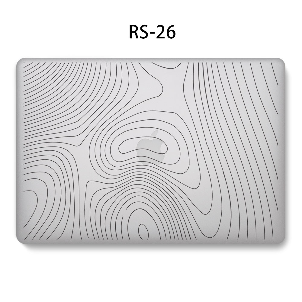 Miki Glow Retina Case for MacBook 52