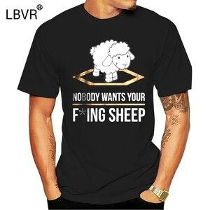 Nobody Wants Your Fing Sheep T Shirt Game Shirt Gaming Settlers Of Catan 033058(China)