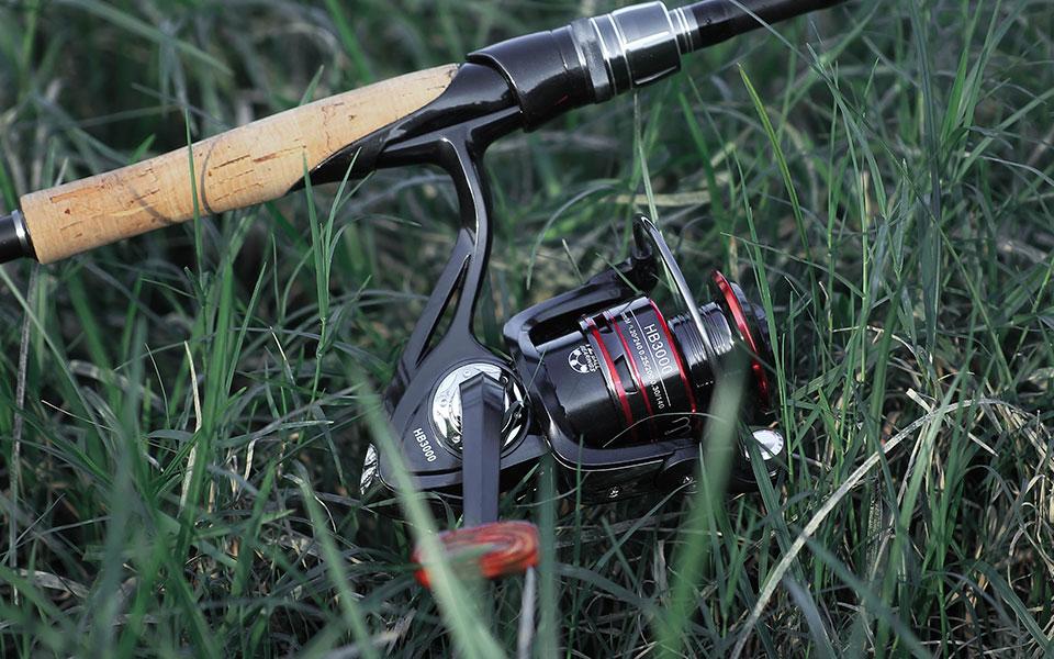 Рыболовная катушка linnhue цельнометаллическая рыболовная для