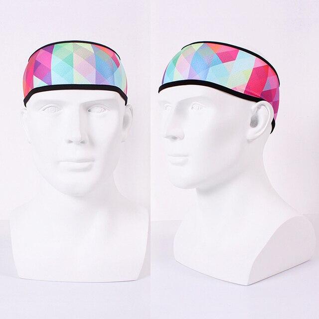 OEM Hair Band Earmuffs Warm Headband Riding Hiking Running Hai Band Ear Warmer Sports Headband men Outdoor Sport 1