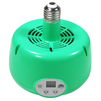 1pc lampa grzewcza zwierząt ciepła jasna hodowla ciepła światło ciepła dmuchawa emiter ciepła lampa grzewcza dla zwierząt domowych gadów z kurczaka tanie i dobre opinie CN (pochodzenie) Heating light