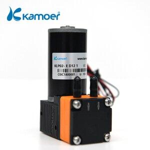 Image 3 - Kamoer KLP02 E mikro membrana woda/pompa cieczy 12V/24V