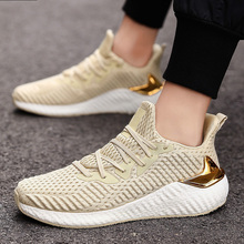Running Sport Men Shoes Male Sneakers Lightweight Breathable Lace Up Footwear Sneaekrs Men Plus Size 39-46 Chaussure Homme 2020 hot sale men shoes summer pu black white lovers shoes breathable lace up footwear chaussure homme plus size 36 44 555